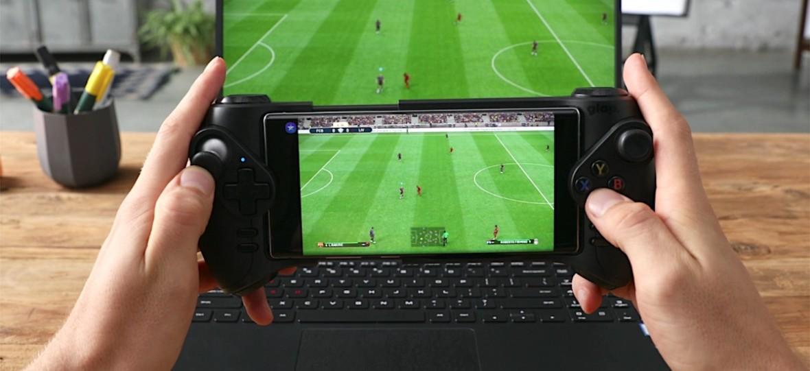 Samsung Galaxy Note 10 ma coś dla graczy. Dzięki PlayGalaxy Link zagrasz w gry PC na smartfonie