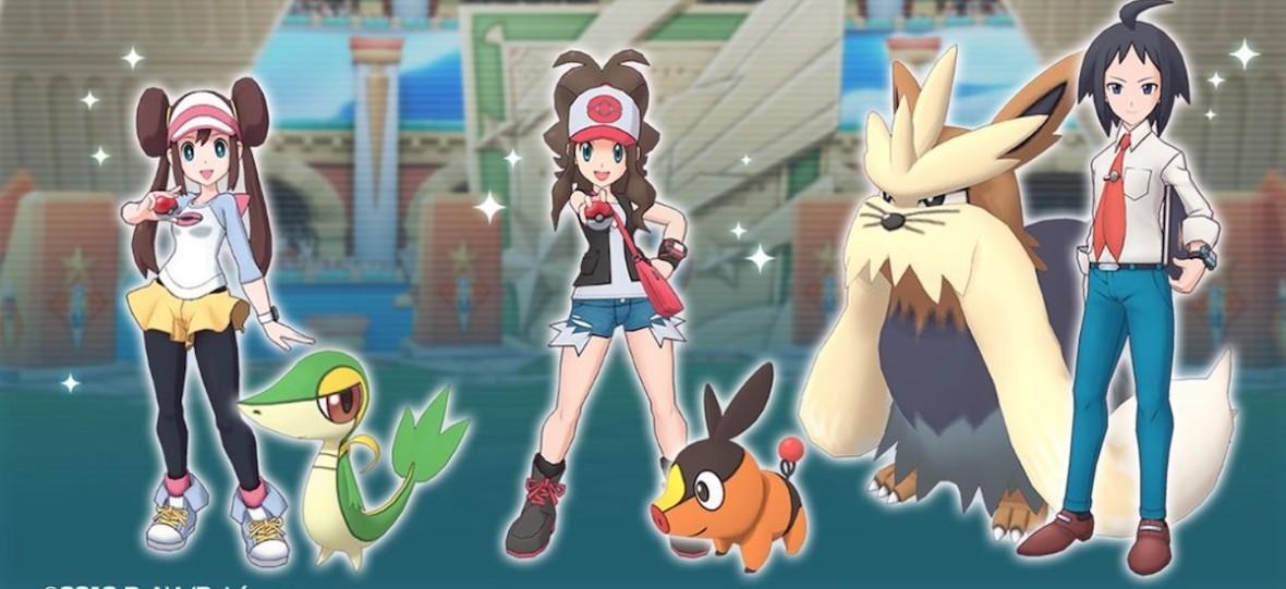 Darmowe Pokemon Masters już na iOS oraz Androidzie. To gra, w której kolekcjonuje się… trenerów Pokemon
