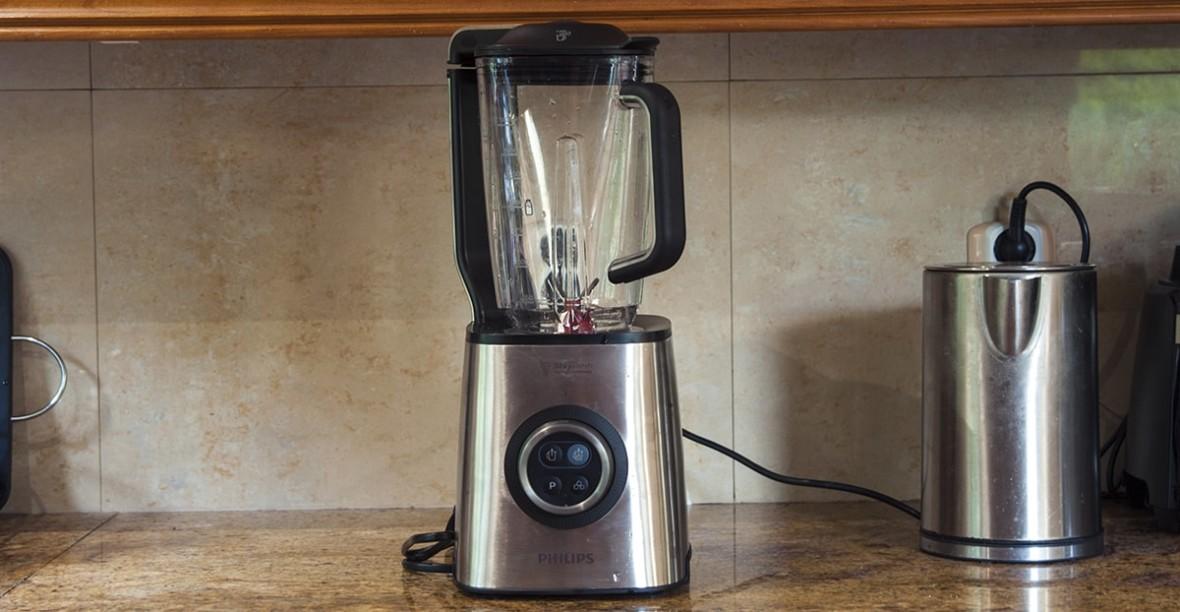 Świetna maszyna, ale nie dla wszystkich. Szybkoobrotowy blender próżniowy Philips HR3752 – recenzja