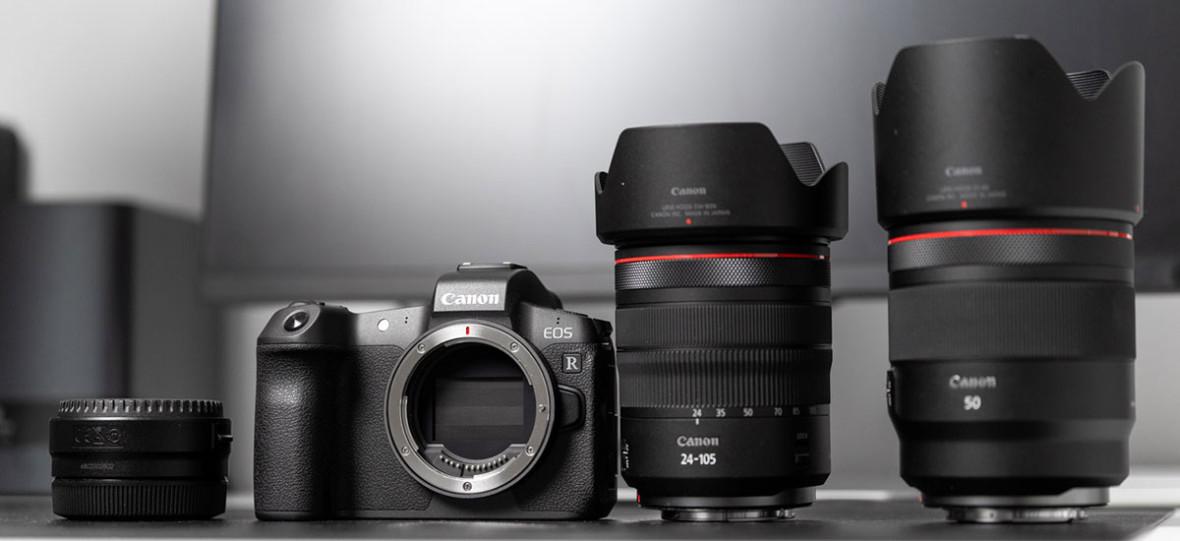 Canon patentuje bezprzewodowe ładowanie aparatów i ustawianie AF okiem. Rzućmy na to okiem