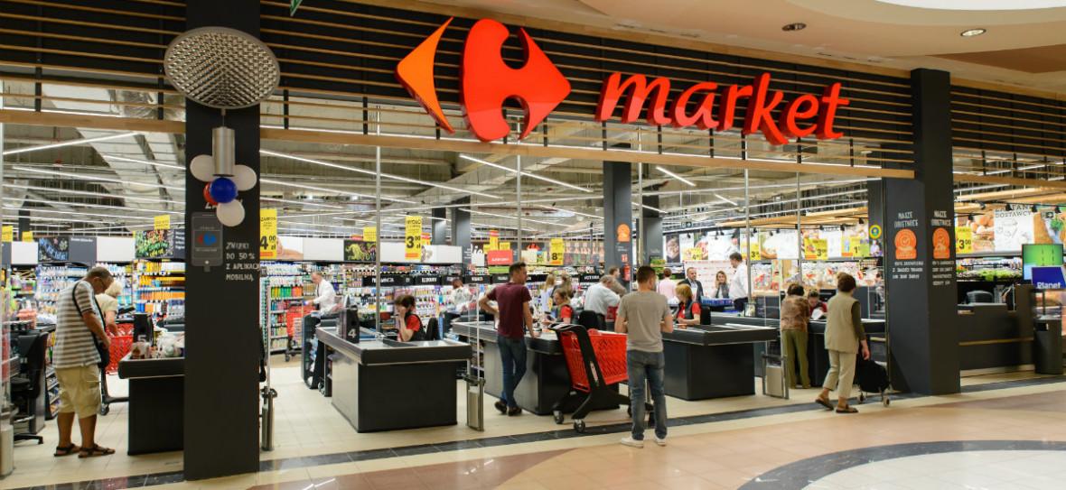 Carrefour chce ominąć zakaz handlu w niedzielę i uruchamia dostawy z e-sklepu na terenie całego kraju