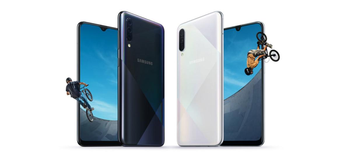 Odświeżono najlepiej sprzedające się smartfony Samsunga. Oto nowe wersje Galaxy A50s i A30s