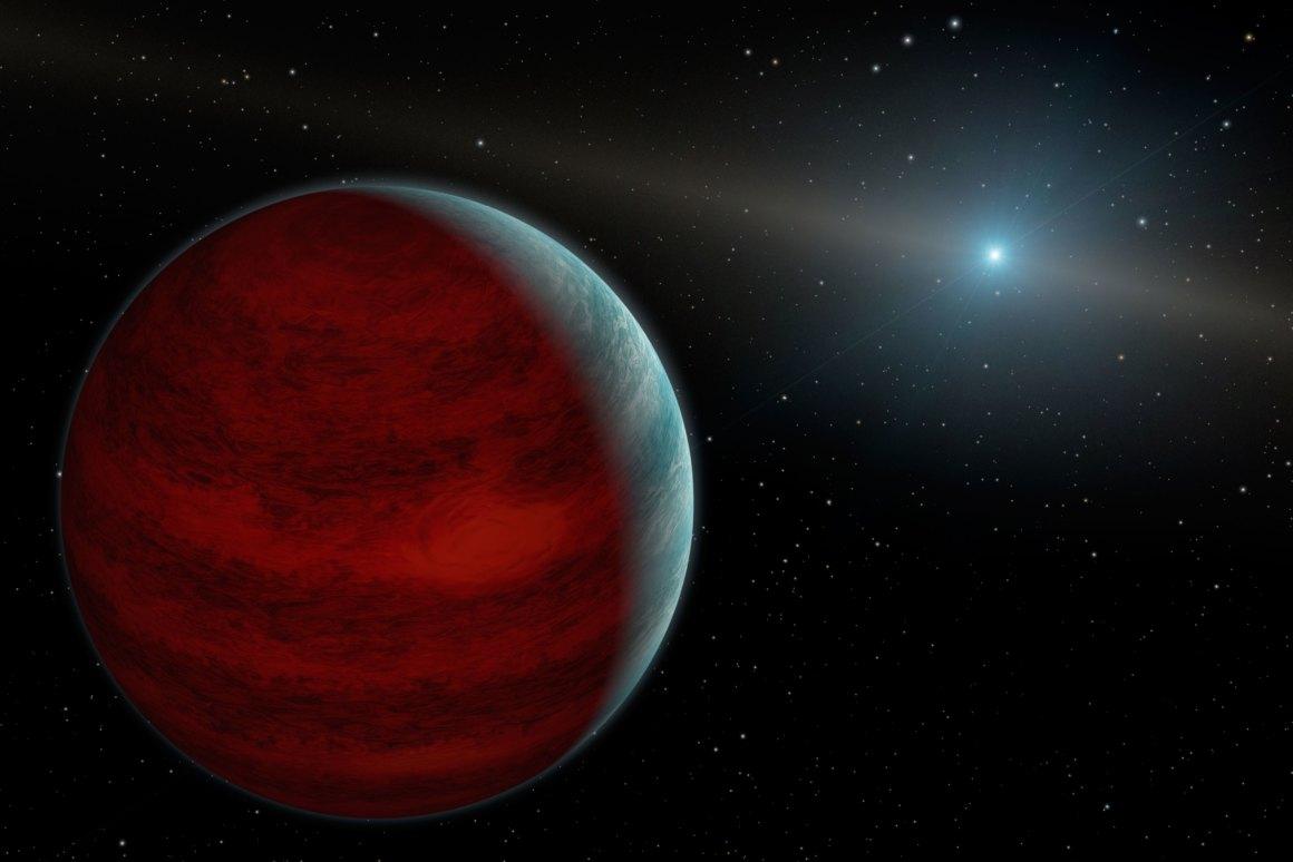 Astronomowie mają kolejny powód do dziwienia się. Chodzi o egzoplanetę HR 5183 b, której orbita nie zachowuje się normalnie