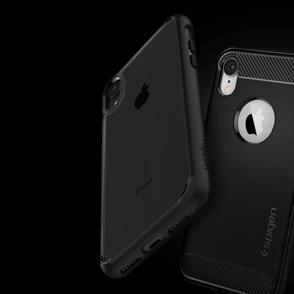Jakie etui do iPhone'a XR kupić? Sprawdziłem wiele (Apple, Moshi, Puro, Spigen) i wybrałem najlepsze.