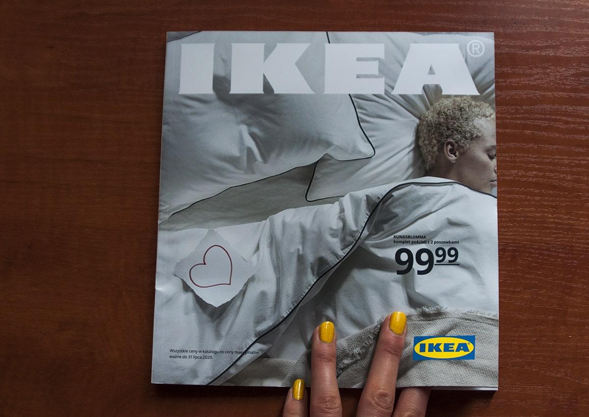 Nowy Katalog IKEA 2020 gdzie dostać?