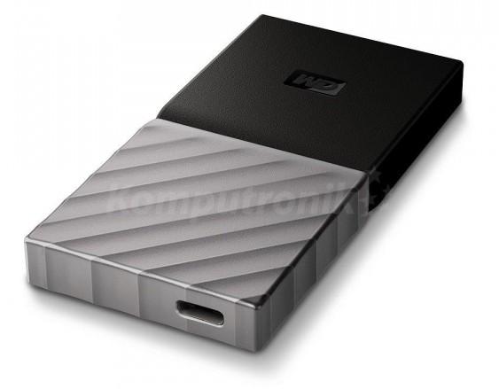 Napęd WD My Passport SSD kupisz w sklepie Komputronik