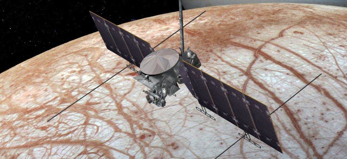 NASA poszuka życia na Europie. Misja dostała zielone światło