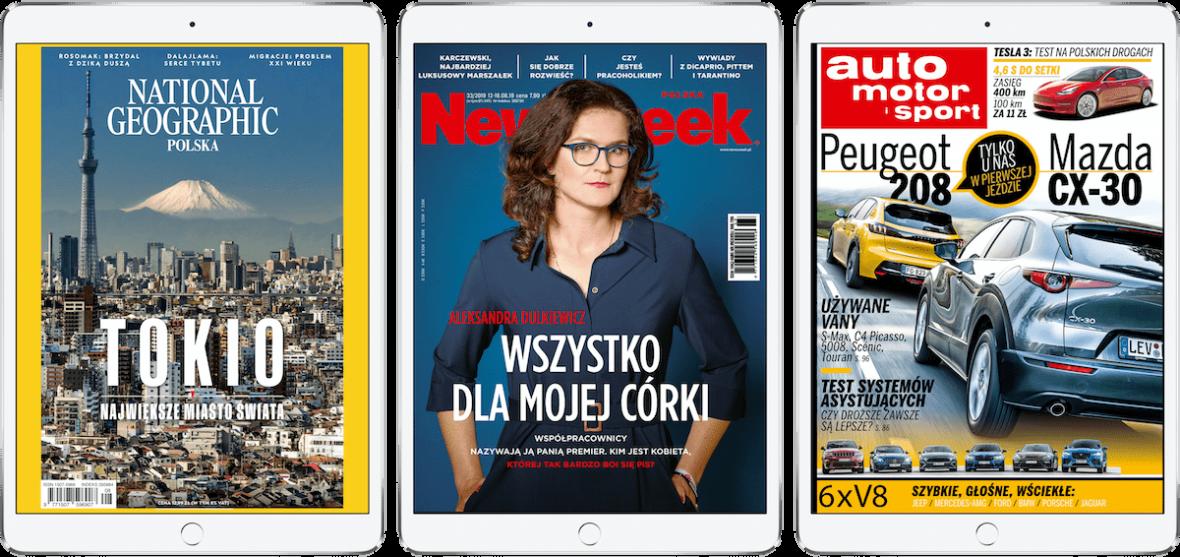 Tygodniu, zamknij się! Weekendowy przegląd prasy z Publico24 Newsstand – pierwszym w Polsce Netfliksem dla gazet i czasopism