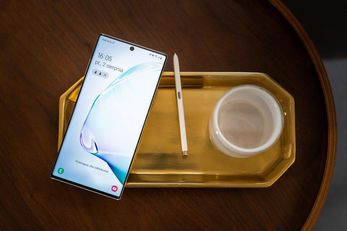 Czy to nadal król dżungli? Samsung Galaxy Note 10+ kontra reszta świata