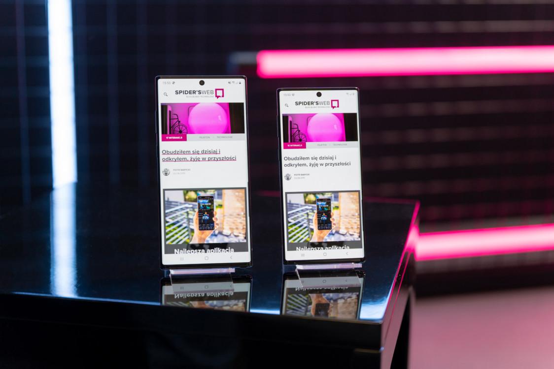 Samsung Galaxy Note 10 i 10+ w praktyce