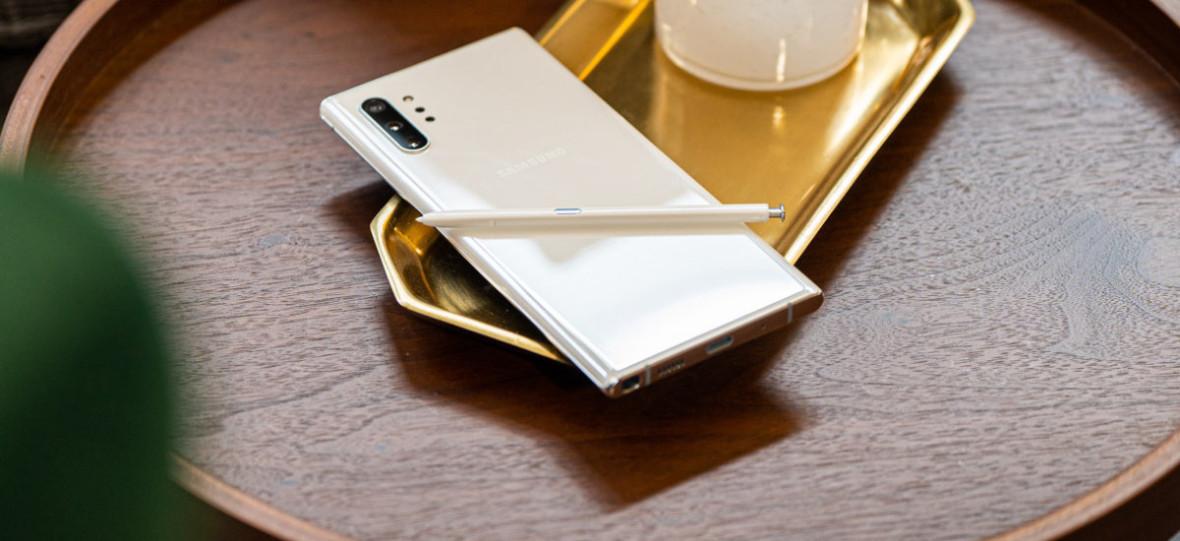 Samsung Galaxy Note 10 i 10+ w praktyce – sprawdziłem je przed premierą