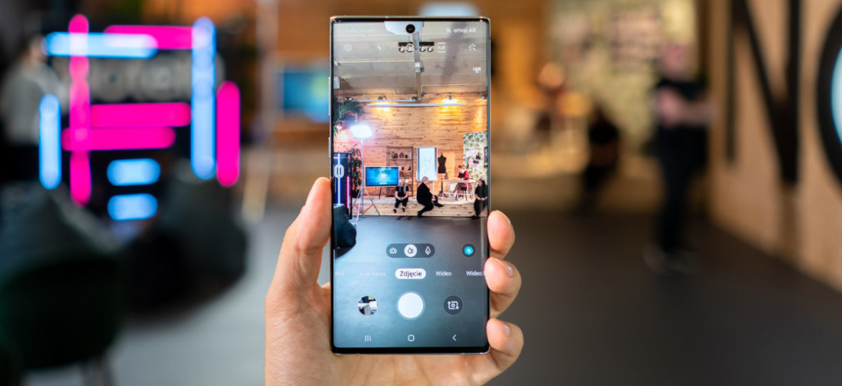 Samsung Galaxy Note 10 i Note 10+ – tak wyglądają ceny u polskich operatorów
