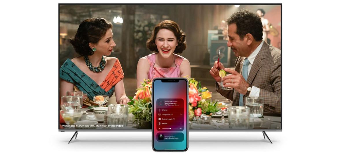 LG i Sony, uczcie się. Vizio właśnie wprowadza AirPlay 2 i HomeKita do TV sprzed trzech lat