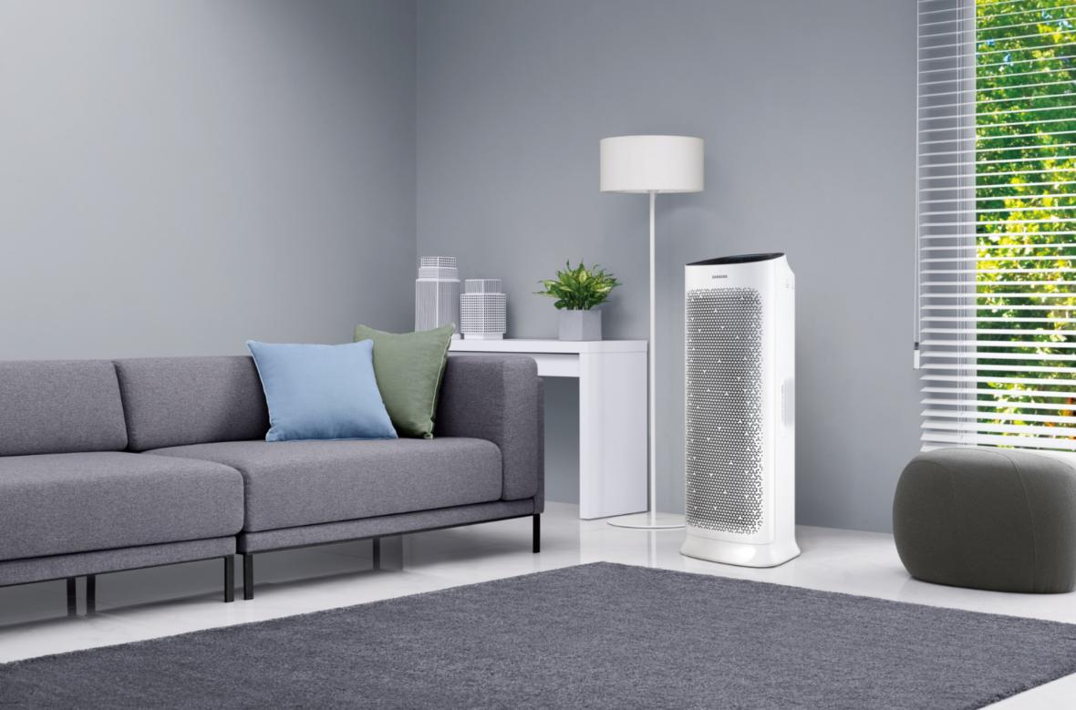 Samsung jest gotowy na powrót smogu. Pokazał Polakom swoje najnowsze oczyszczacze powietrza