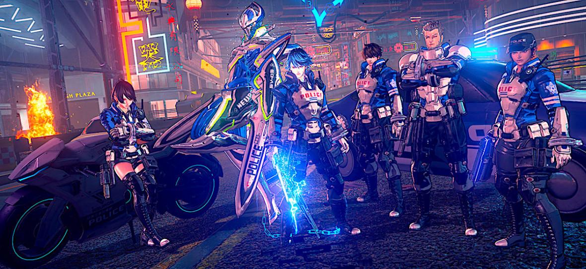 Policja przyszłości chroni ludzkość przed wyginięciem. Astral Chain to perła gier akcji 2019 r. – recenzja
