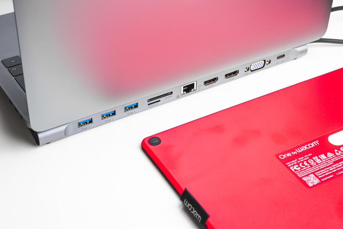 MacBook ma mało portów? To patrzcie na to. Baseus Enjoyment Series HUB Adapter – recenzja