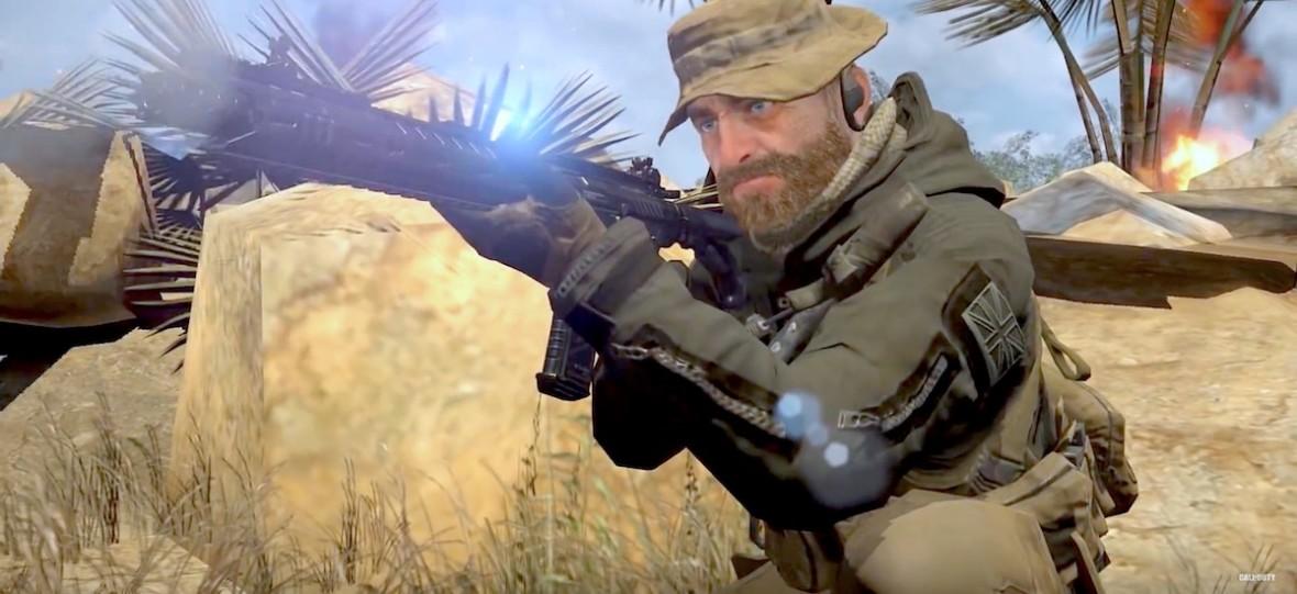 Oczywiście jestem sceptyczny, ale Call of Duty Mobile dla iOS i Androida wygląda naprawdę dobrze
