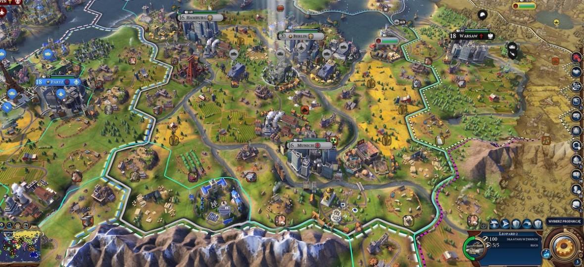 Nowy dodatek do Civilization VI to moduł battle royale. Przeczytajcie, nim chwycicie za widły i pochodnie