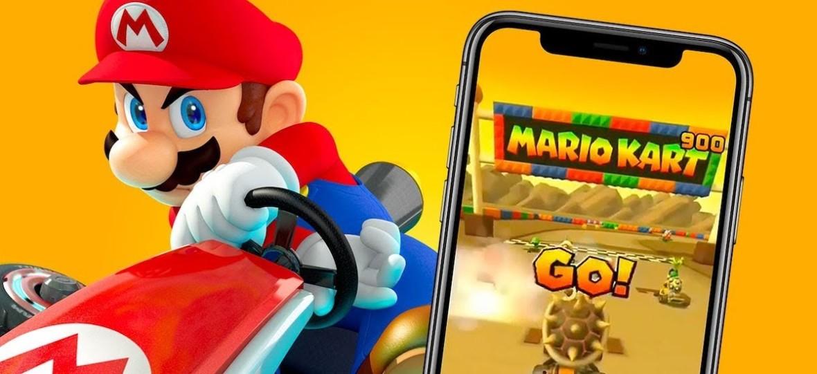 Najważniejsza gra Nintendo dla telefonów już do pobrania. Mario Kart Tour startuje w App Store i Google Play