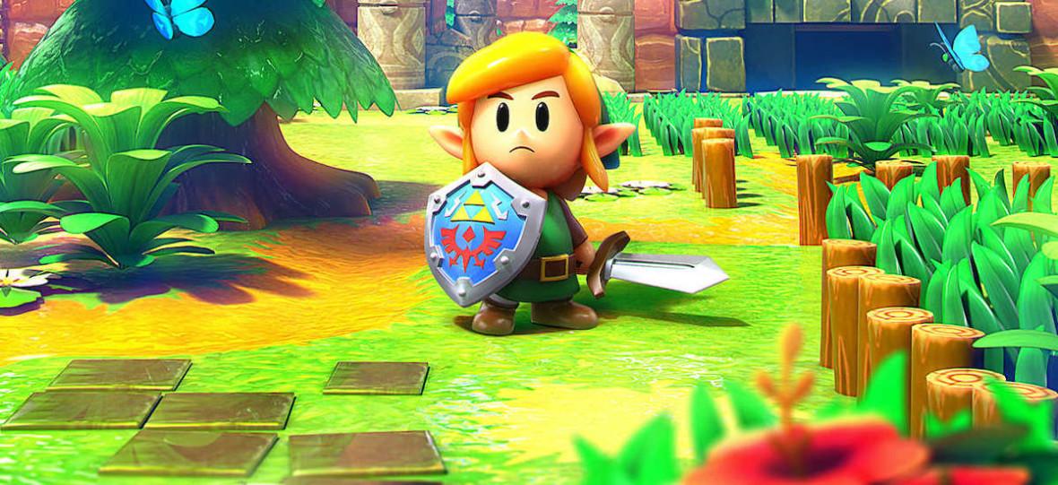 Hit Game Boya okazał się największą premierą Switcha tego roku. Recenzja The Legend of Zelda: Link's Awakening