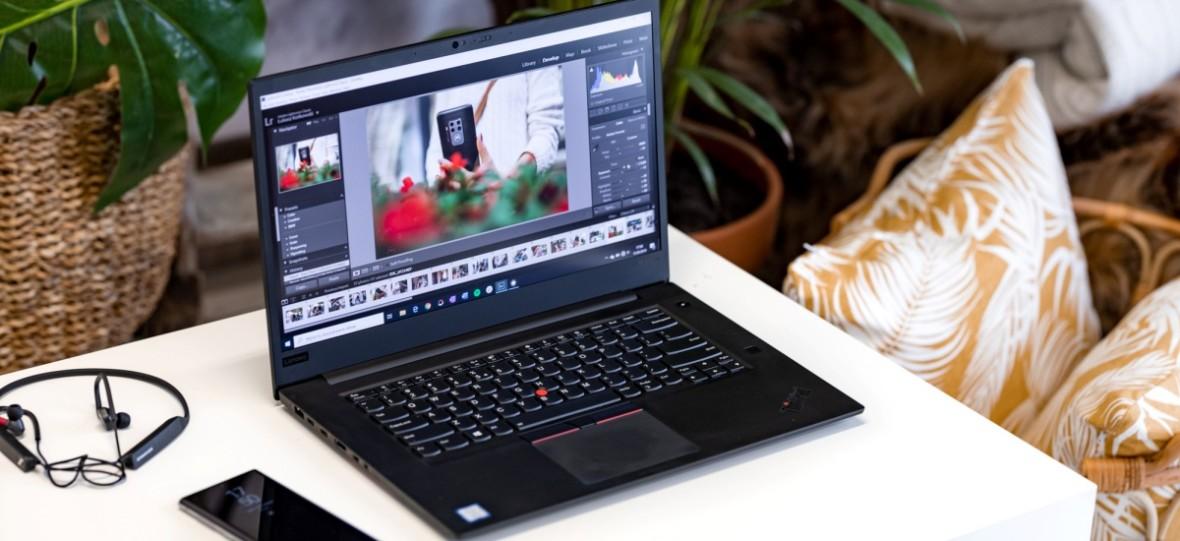 Taką odpowiedź na MacBooka Pro to ja rozumiem. Lenovo Thinkpad X1 Extreme gen. 2 – recenzja