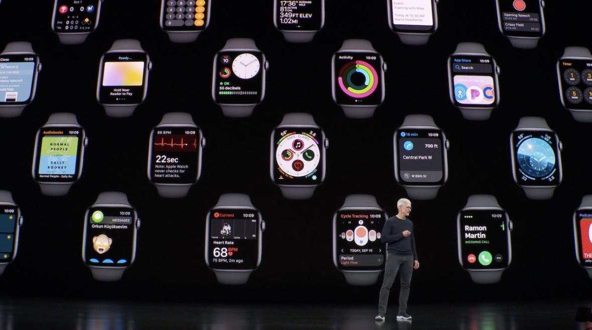 Apple Watch to gadżet, który niepostrzeżenie zapewnił Apple'owi miejsce w sektorze medycznym