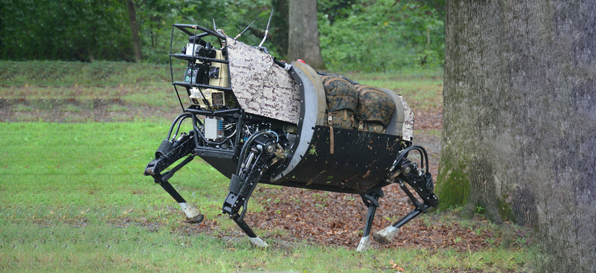 Niektórzy czują niepokój, gdy patrzą na te roboty. Boston Dynamics – historia prawdziwa