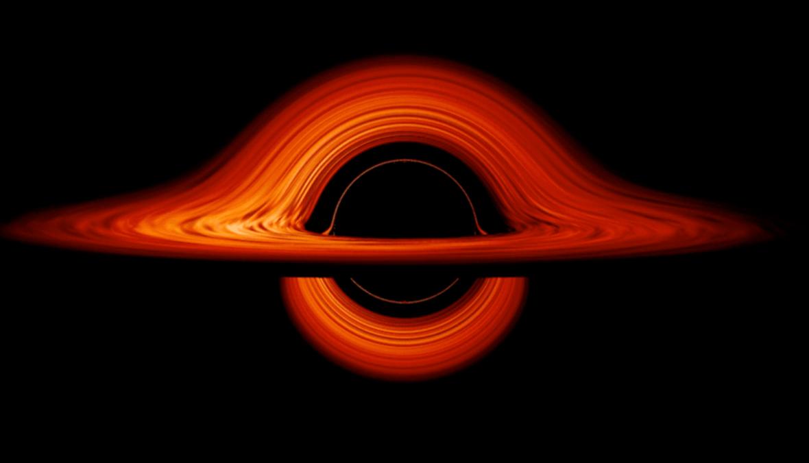 Astronomowie odkryli czarną dziurę tak wielką, że nie powinna istnieć w naszej galaktyce