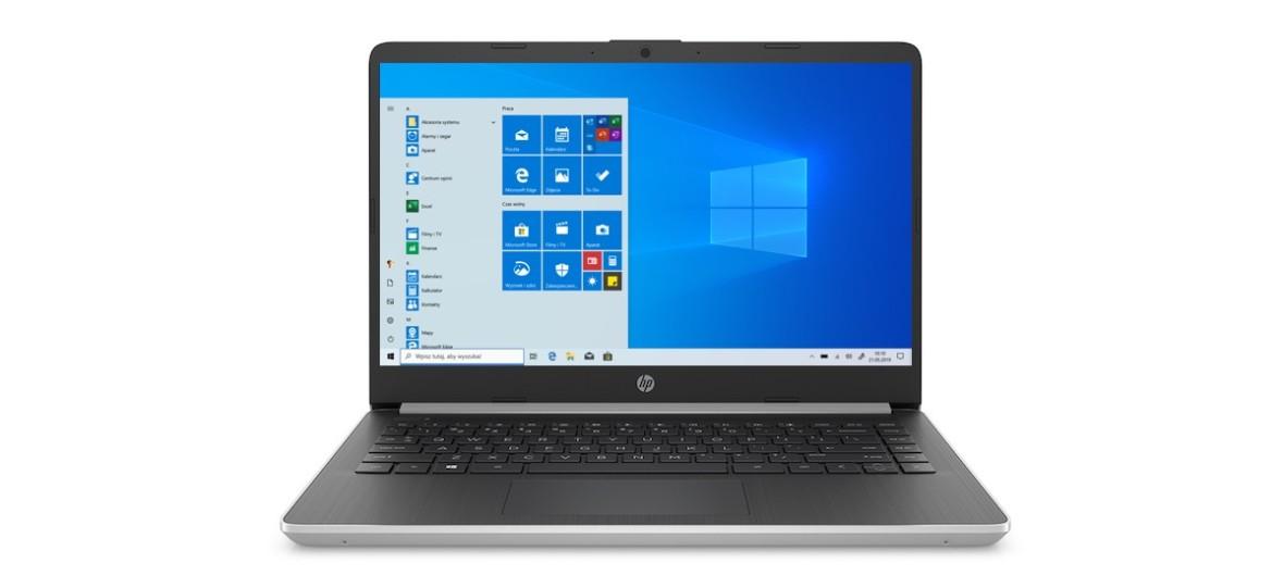 Dobrego laptopa kupimy poniżej 3000 zł. Oto 14-calowy HP 14s