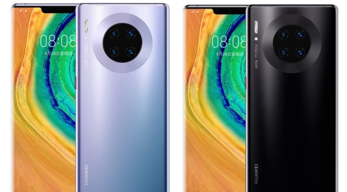 Oto Huawei Mate 30 i Mate 30 Pro. To już oficjalne: są świetne i… bez usług Google'a