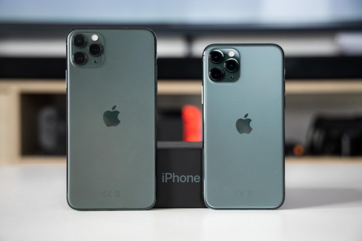 Jest jedna rzecz, która uzasadnia zakup iPhone'a 11 Pro Max – akumulator