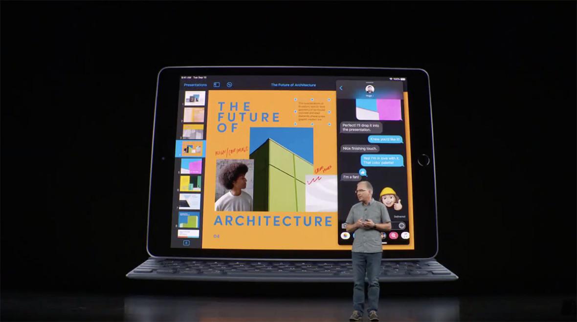 Można już zamawiać nowego iPada 10,2. Znamy polskie ceny