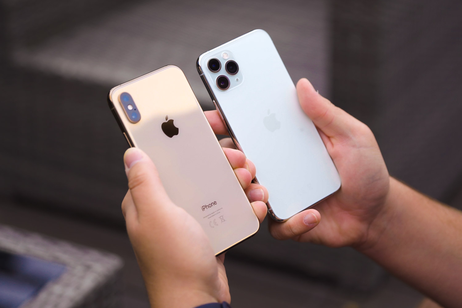 iphone 11 pro vs iphone xs aparat