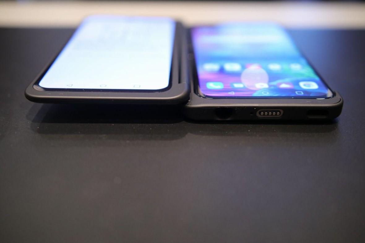 LG G8X ThinQ z dołączanym ekranem jest genialny – pierwsze wrażenia