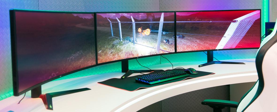 Czy 240 Hz to już przesada? LG pokazało trzy nowe monitory UltraGear dla graczy