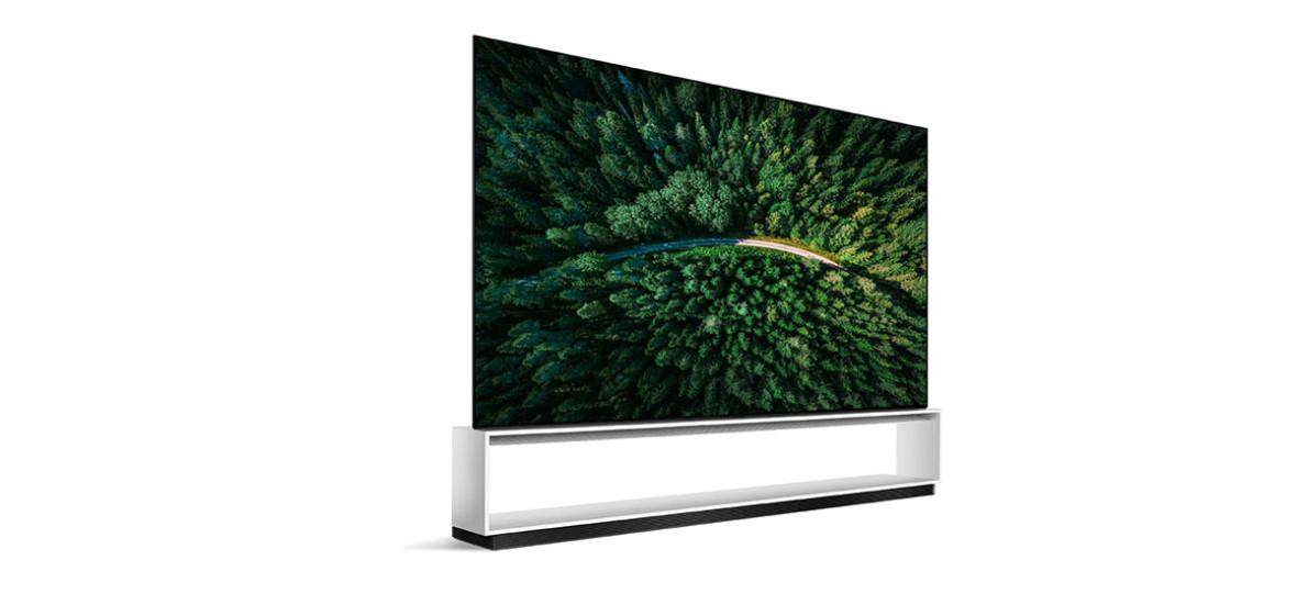 LG w końcu wprowadza do sprzedaży telewizory 8K. Niestety nie w Polsce