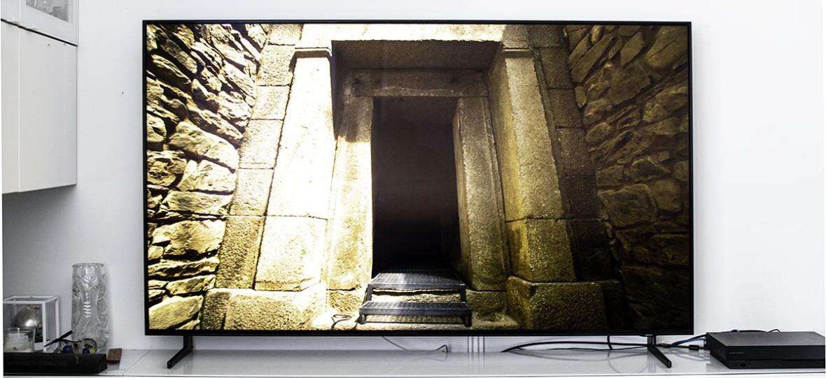 Samsung QLED Q950R to najlepszy telewizor, z jakiego korzystałem w życiu. I to pomimo braku treści w 8K