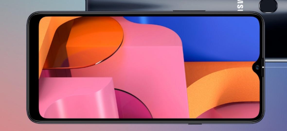 Niska cena i nacisk na aparaty foto. Galaxy A20s już oficjalnie