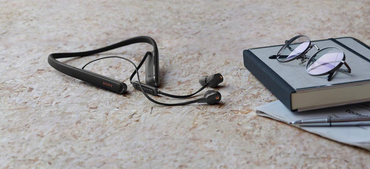 Tylko ty, muzyka i cisza. Sony chwali się genialnym wyciszaniem szumów w najnowszych słuchawkach