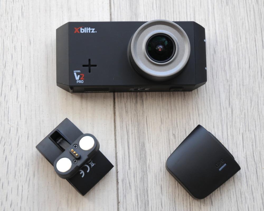 xblitz kamera samochodowa