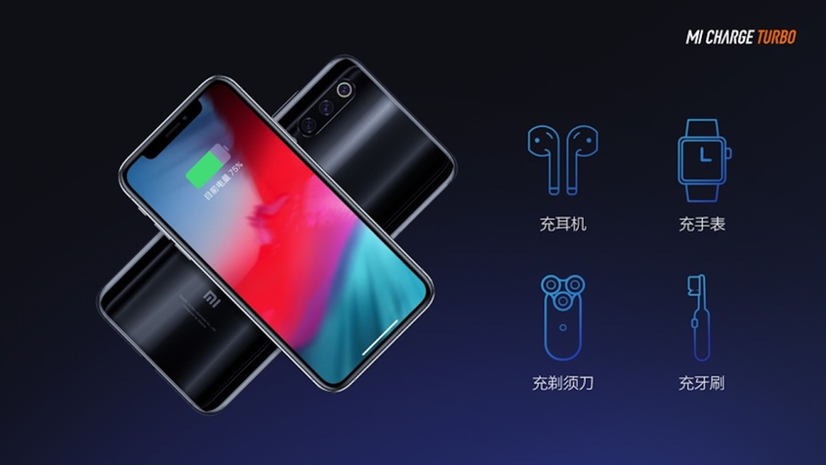 Xiaomi zawstydza Apple'a i prezentuje bezprzewodową ładowarkę 30 W