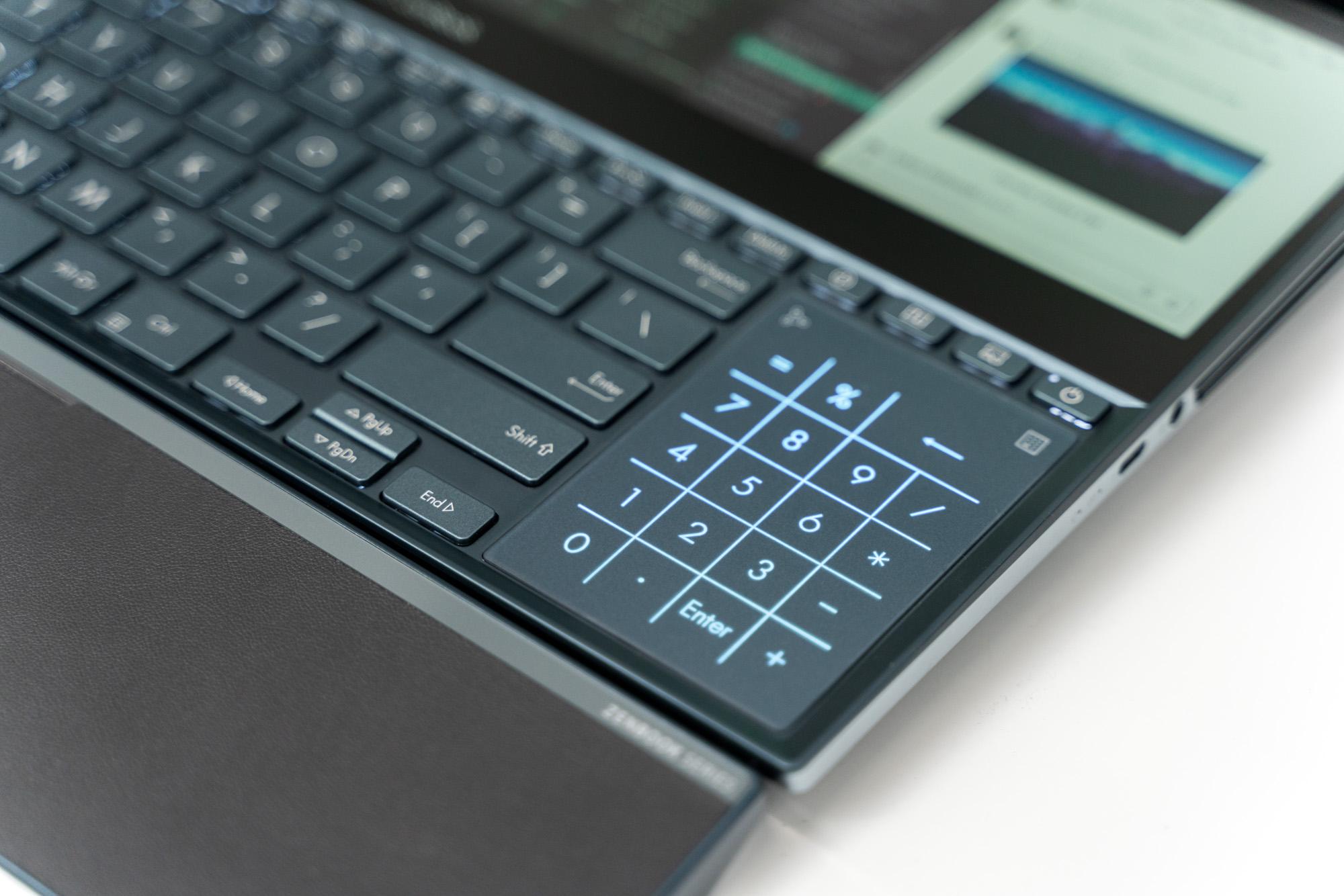 Asus ZenBook ProDuo opinie