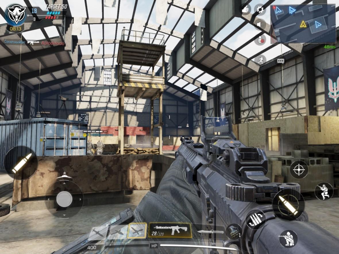 Call of Duty Mobile z obsługą kontrolerów. Activision ponownie otwiera sięna pady