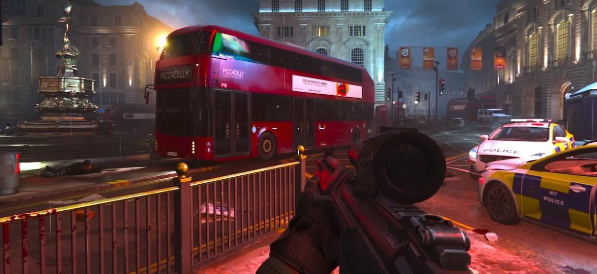 Jedna z misji Call of Duty: Modern Warfare mną wstrząsnęła. Piccadilly pokazuje bezradność miast Zachodu