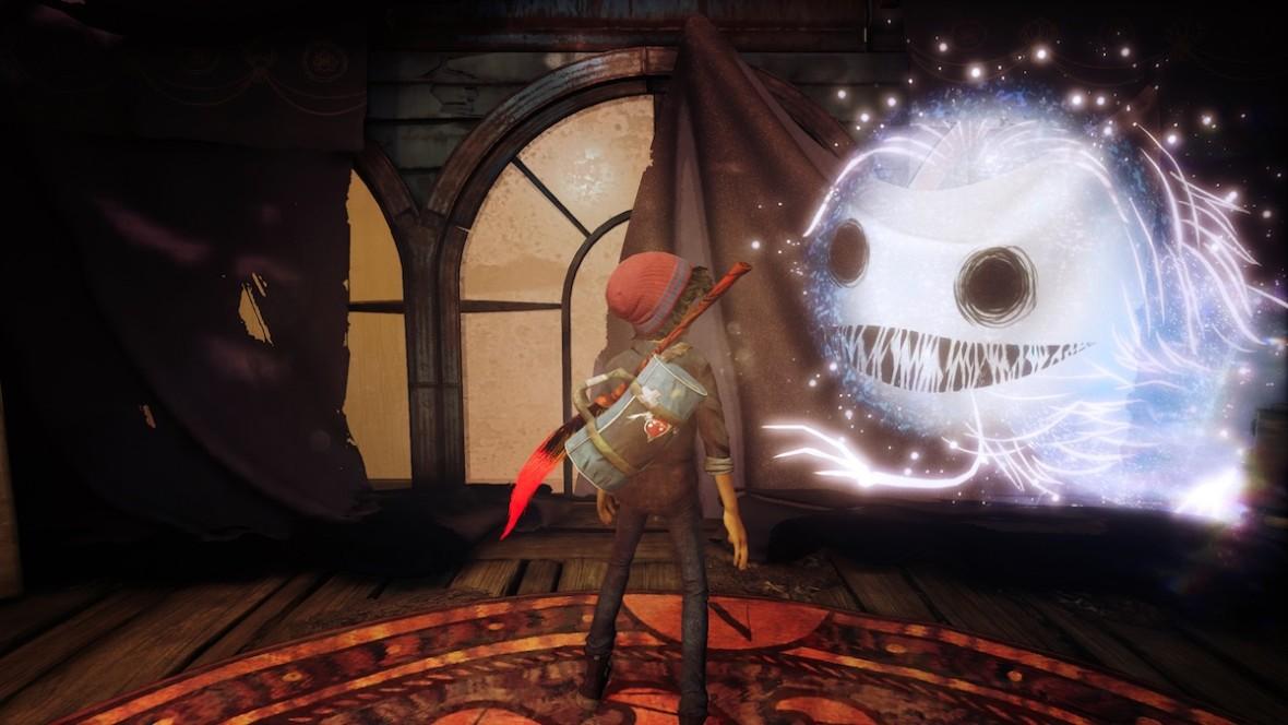 Chodź, pomaluj mój świat… Concrete Genie na PS4 – recenzja