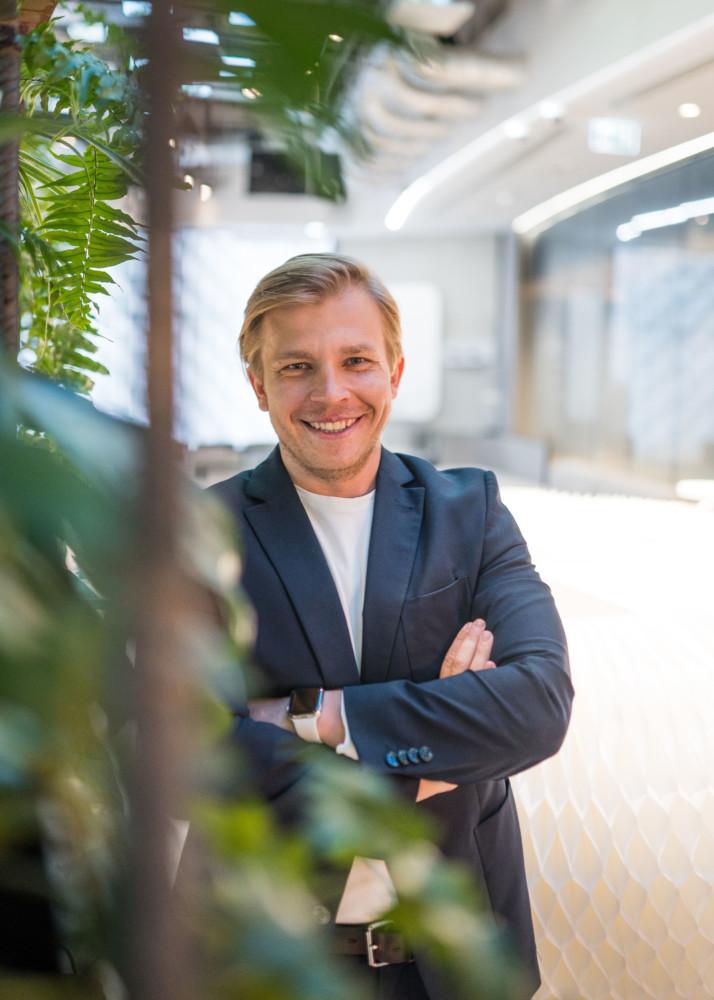 Alior Bank fintech Daniel Daszkiewicz