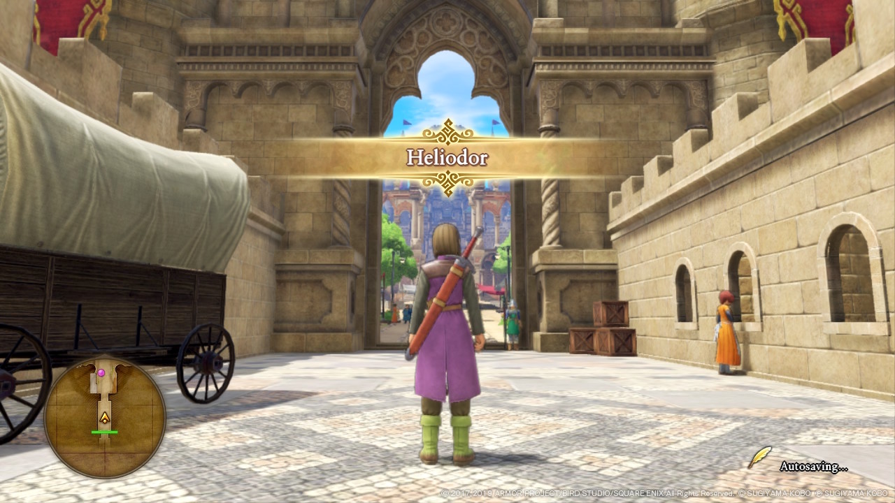 Gra taka jak Dragon Quest XI S – Definitive Edition mieszcząca się na Switchu to skarb