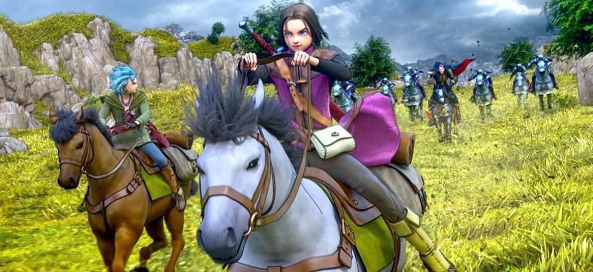 Chciałbym wymazać pamięć i przeżyć te 90 godzin na nowo. Dragon Quest XI S – Definitive Edition – recenzja