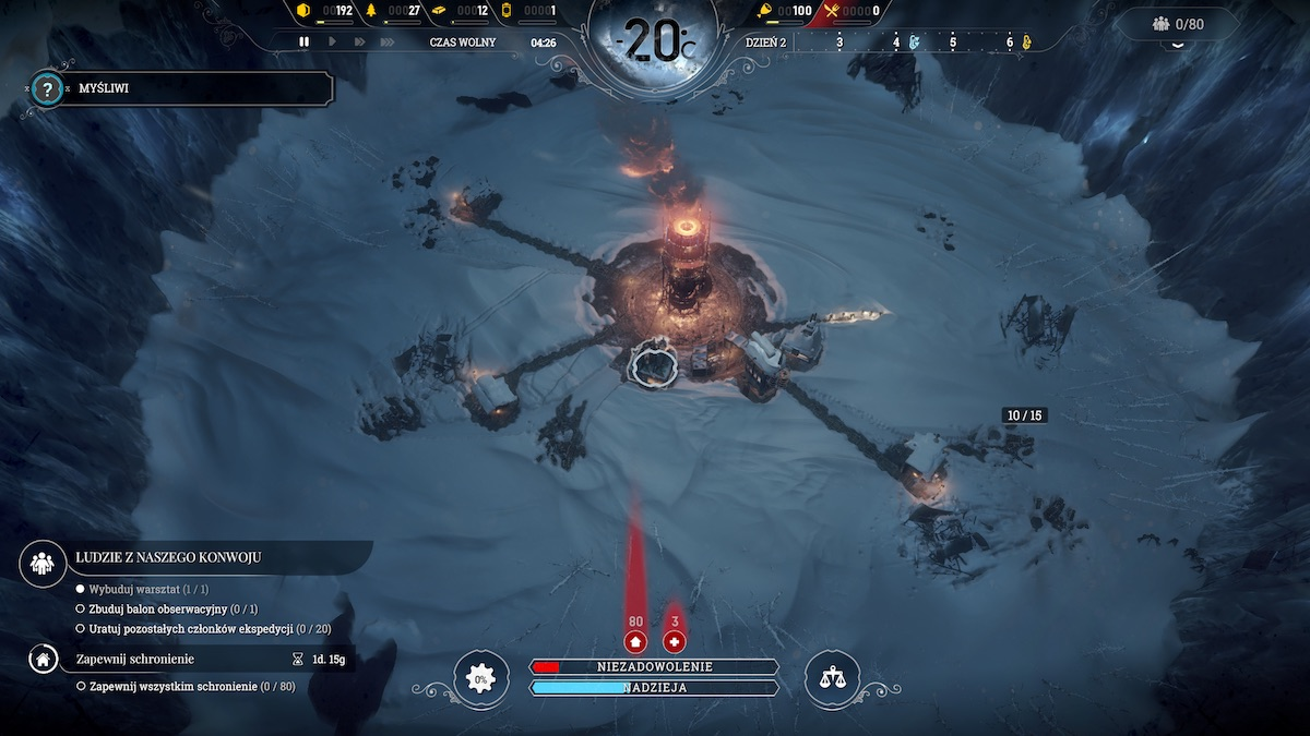 Frostpunk console edition recenzja ps4 playstation 4