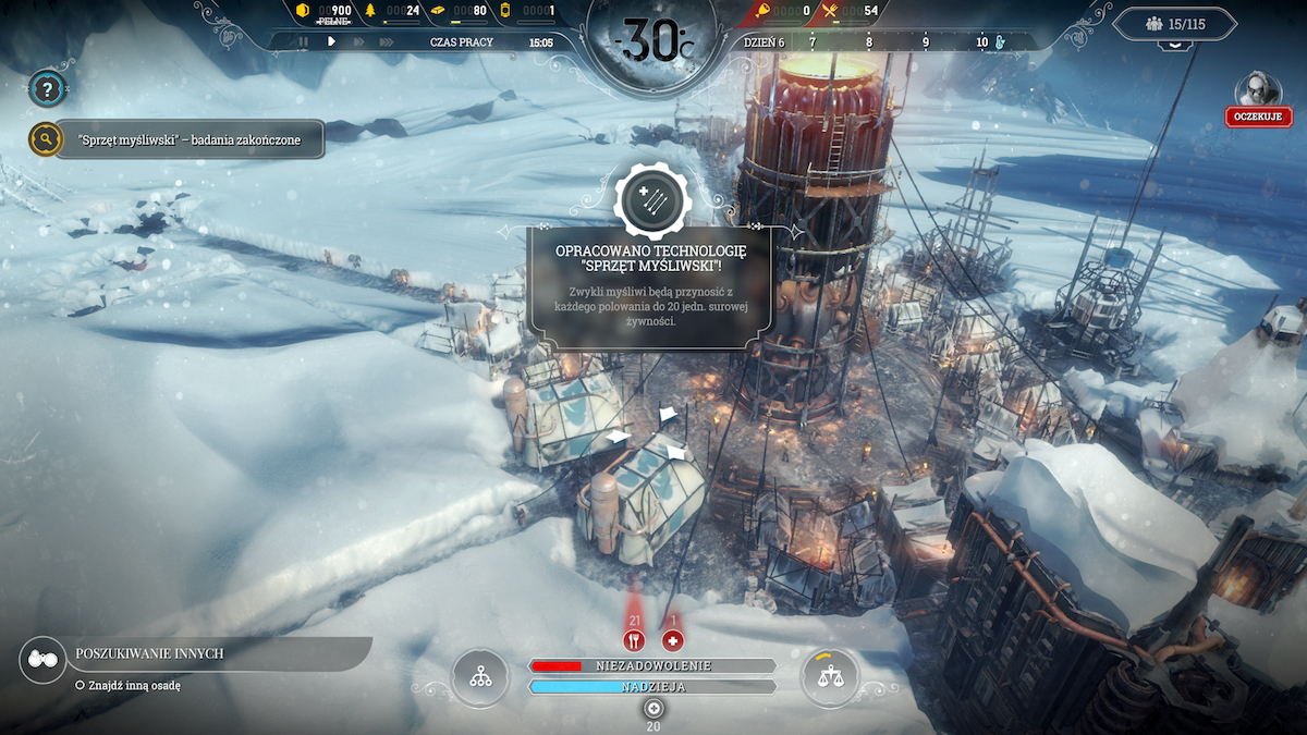 Frostpunk console edition recenzja xbox one
